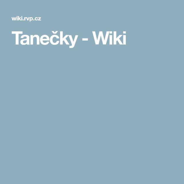 Tanečky - Wiki