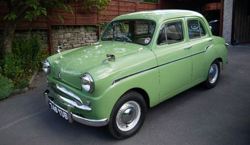 1950s Standard Super 10 car Maintenance/restoration of old/vintage vehicles: the material for new cogs/casters/gears/pads could be cast polyamide which I (Cast polyamide) can produce. My contact: tatjana.alic@windowslive.com