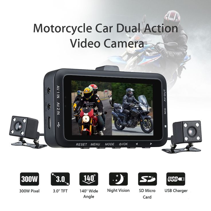 "Like and Share if you want this  STK DV168 Dual Lens Motorcycle Car Mounted Biker Action Video Camera DVR Front Back 3.0"" LCD Night Vision 140 Degree Wide Angle   Tag a friend who would love this!   FREE Shipping Worldwide   Buy one here---> https://highnoonmarket.fun/stk-dv168-dual-lens-motorcycle-car-mounted-biker-action-video-camera-dvr-front-back-3-0-lcd-night-vision-140-degree-wide-angle/"