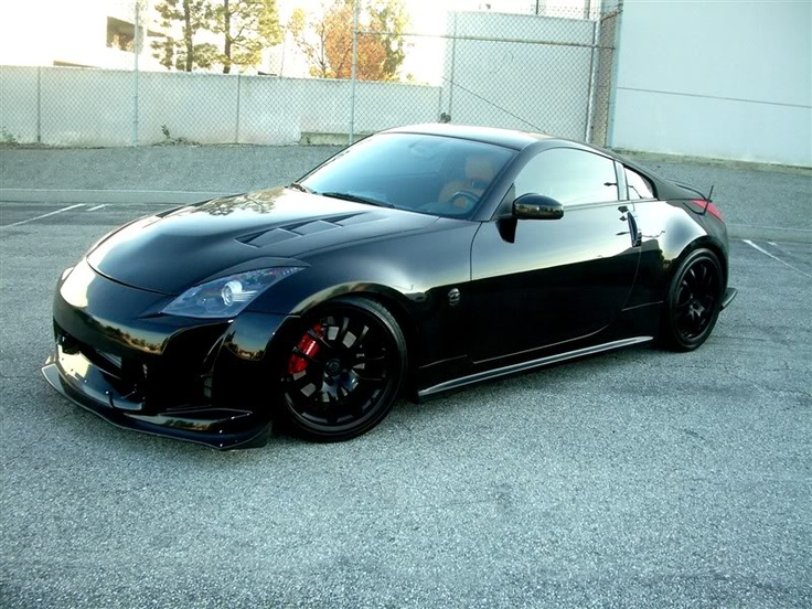 Nissan 350Z I have always loved this car