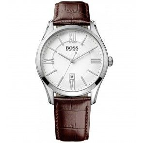 Hugo Boss combines their impeccable style with high-quality materials to create timepieces that are sauve and sophisticated. Browse our selection of Mens Hugo boss watches online at Charles Fish and chose from a range of styles that are designed to suit every lifestyle. At great prices, don't miss our Mens Hugo boss sale online at Charles Fish.