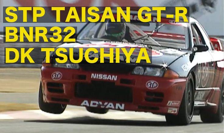 2001 土屋圭市がグループAタイサンGT-Rに乗った!!