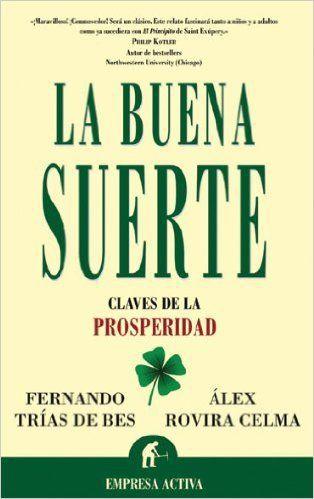 Libro La buena suerte #autoayuda #superacion #profesional #buena #suerte