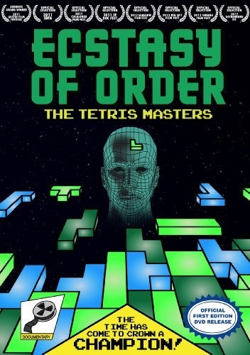 Ecstasy Of Order: The Tetris Masters [DVD] [2011] DVD ~ Thor Aackerlund,   A documentary about the battle to win the 2010 World Classic Tetris Championship.  http://www.amazon.co.uk/dp/B0085X31ZA/ref=cm_sw_r_pi_dp_mwverb1V3X0YW