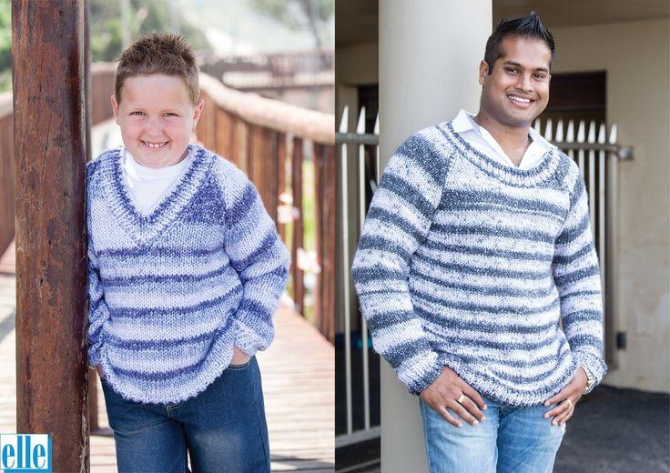 Basic Raglan Pullovers  Brand: Elle Yarn: Mischief Size From: 62 cm Size To: 127 cm