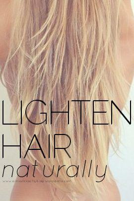 17 best ideas about hair lightening on pinterest lighten