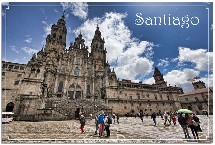 25 best images about El Camino De Santiago, Spain on ...