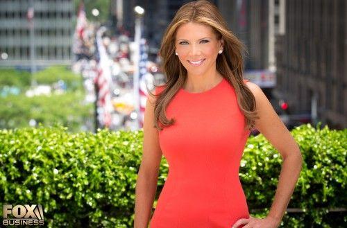 TV Anchor Trish Regan Talks Camera-Ready Beauty