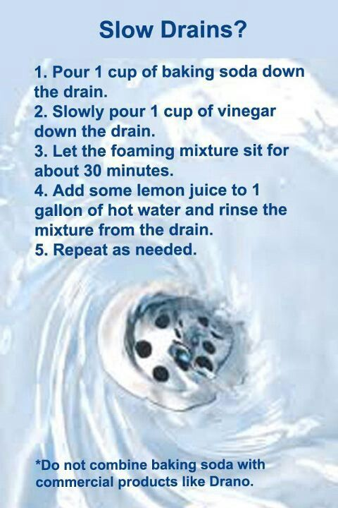 Non toxic drain cleaner