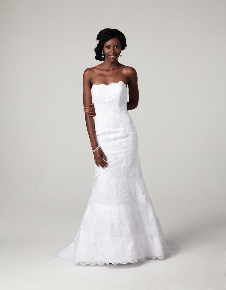 Wedding :: Bridal Collection :: Bride&co Collection :: wedding dress – WPD13632 -