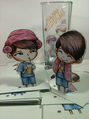 Pop Up CARD - created by yourself ^_^
