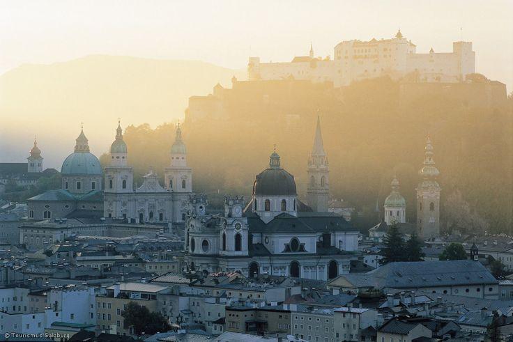 Welcome to Salzburg.
