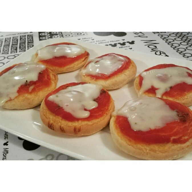 Pizzette in 30 minuti #pizzette #veloci