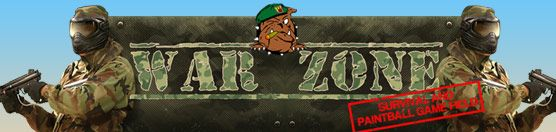 War-Zone Paintaball, Survival Game, Rappelling and Military Training Center.