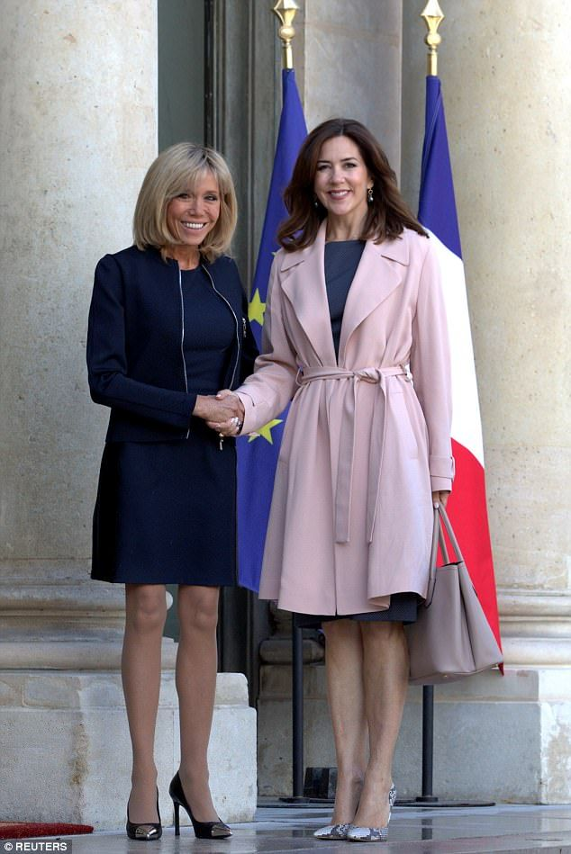 Crown Princess Mary of Denmark attended the 5th-6th June 2017 the opening of the OECD Forum in connection with the OECD ministerial meeting in Paris. The Crown Princess participated in events and g…