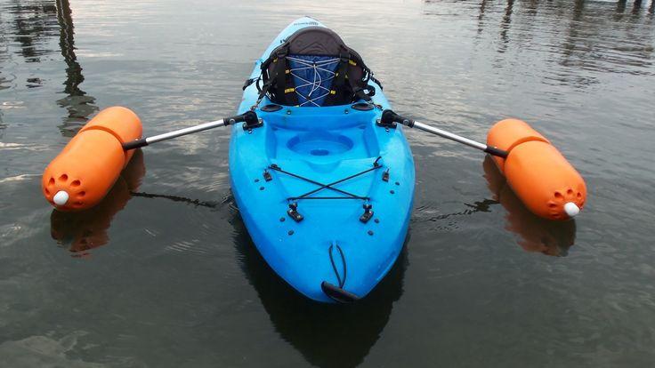 Best Kayak Stabilizers : Best kayak outriggers ideas on pinterest