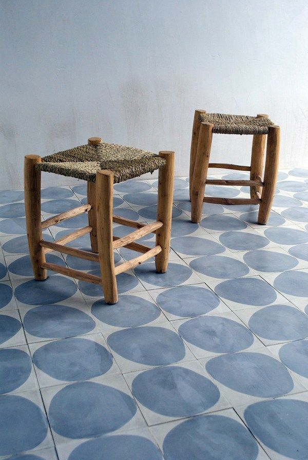 Cement tiles by Marrakech Design & Claesson Koivisto Rune  #deco