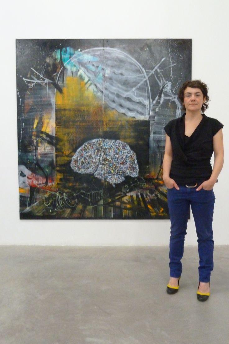 Cristine Guinamand, artist