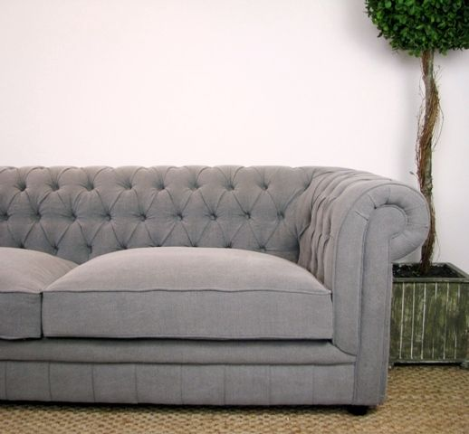 New Vincent sofa, beautifully crafted, perfectly comfortable