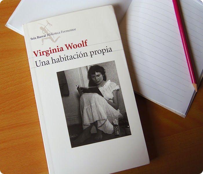Confesiones de una librófila: Una habitación propia - Virginia Woolf