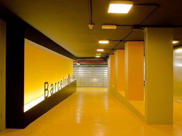 Barcelona Activa, Barcelona.  Offices. #modern #architecture #jaumevalor