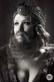 bearded lady circus costume - Google Search