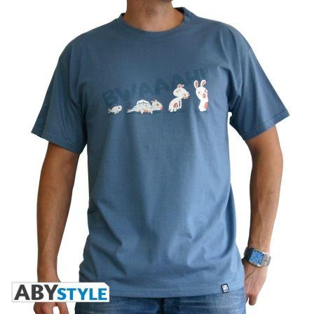 LAPINS CRETINS T-shirt Lapins Crétins Evolution