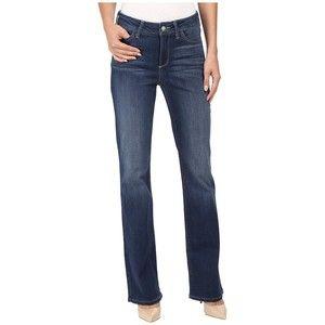 NYDJ Barbara Bootcut Jeans in Sure Stretch Denim (Saint Veran Wash) Women's Jeans