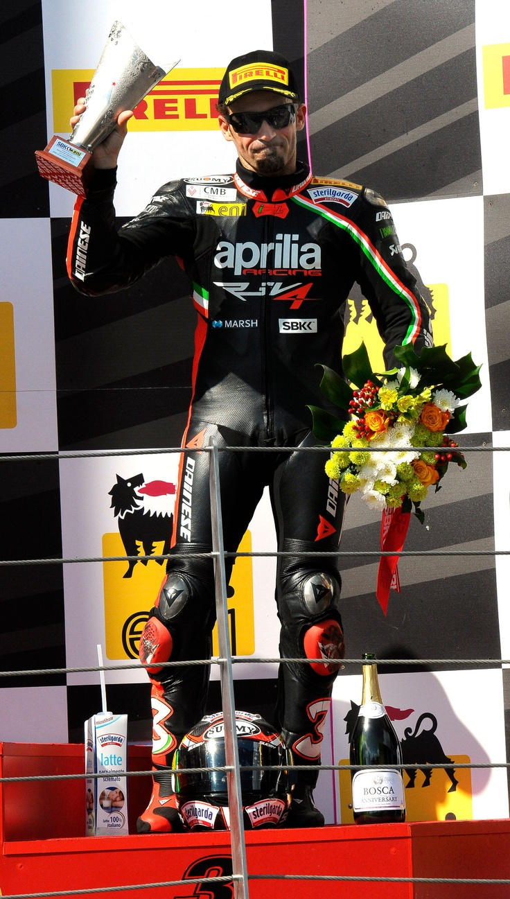 Aprilia Racing Superbike: Moscow, Russian Federation