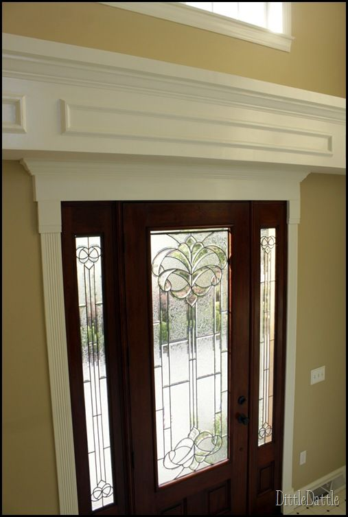 Foyer Window Molding : Best images about foyer on pinterest tables