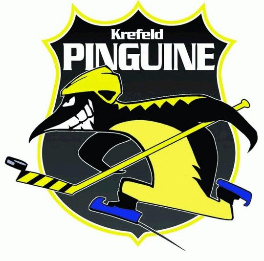 The Krefeld Pinguine (Krefeld Penguins) are an ice hockey team in the Deutsche Eishockey Liga. Description from snipview.com. I searched for this on bing.com/images