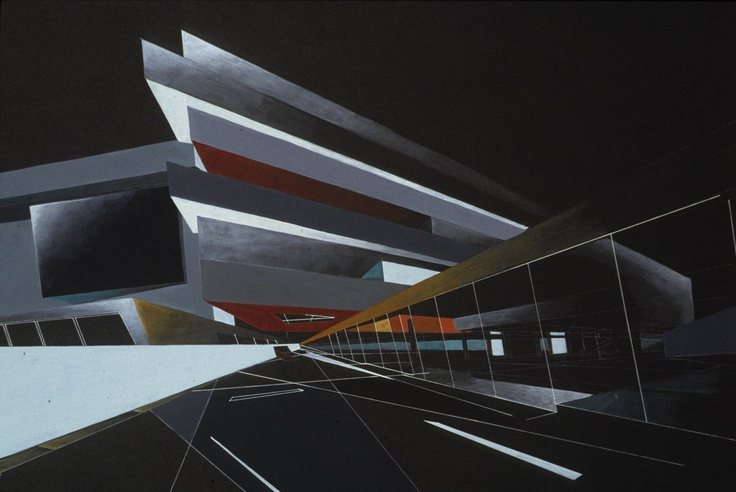 52 best images about artwork on pinterest for Parametric architecture zaha hadid