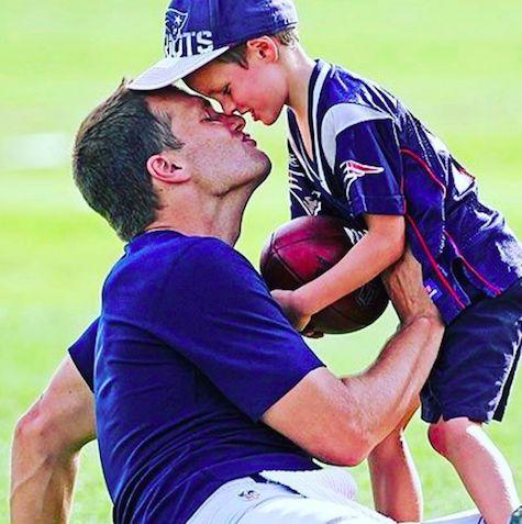 Tom Brady & Bridget Moynahan's Son Turns 10 - http://celebritybabyscoop.com/2017/08/23/tom-brady-bridget-moynahans-son-turns-10?utm_source=Pinterest&utm_medium=Social #BridgetMoynahan #HappyBirthday #HappyBirthdayJackMoynahan #HBD #JackMoynahan #JohnEdwardThomasMoynahan #JohnJackEdwardThomasMoynahan #JohnMoynahan #NewEnglandPatriots #Patriots #Ten #TomBrady