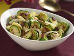 Bacon Brussels Sprouts Recipe. Food Network. SoOo trying this with next summer's crop!
