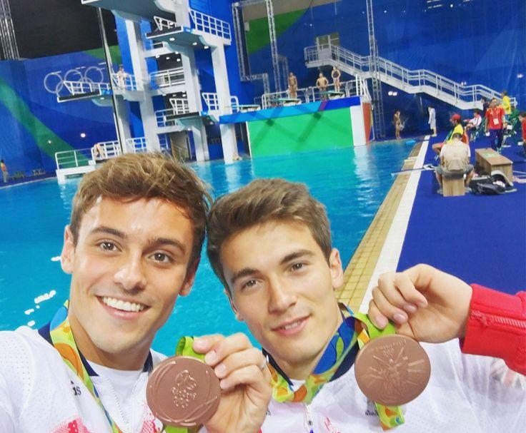 RIO 2016 Bronze,fantastic guys.