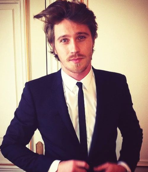 Garrett Hedlund | This man should have been cast as Finnick Odair << totally agree, would have made a beautiful Finnick