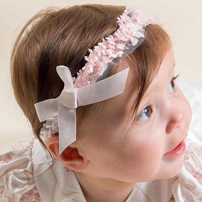 11 best lazos vinchas de bebe images on pinterest hair - Lazos para bebes ...