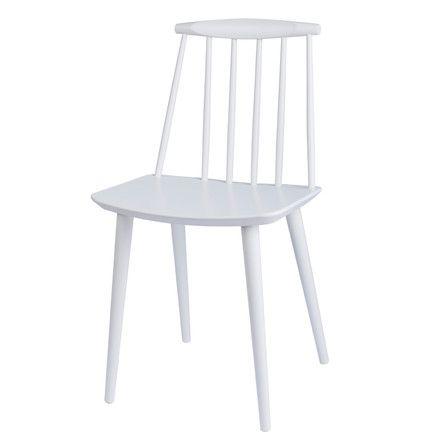 Hay - J77 Chair, weiß, Einzelabbildung