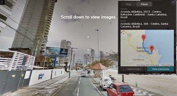 Créer une animation d'un itinéraire via google street view