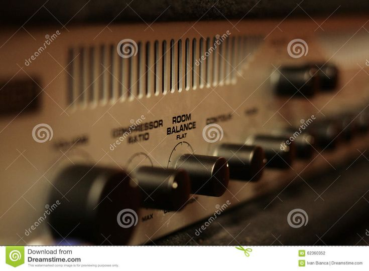 Guitar Amplifier - Download From Over 56 Million High Quality Stock Photos, Images, Vectors. Sign up for FREE today. Image: 62360352