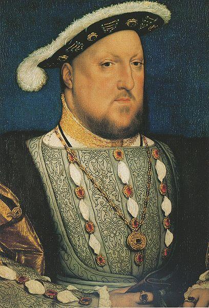 PASTIME WITH GOOD COMPANY: Enrique VIII, un príncipe del Renacimiento