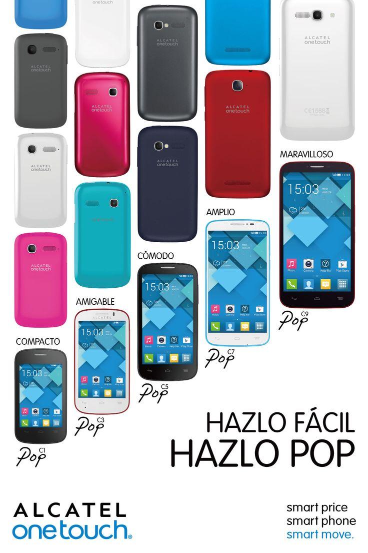 ALCATEL ONETOUCH se posiciona en América Latina como el fabricante número uno en venta de Smartphones y de feature phones. http://bit.ly/13rGymi