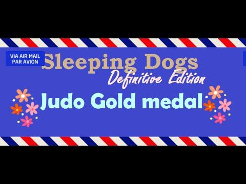 [4:32]Judo Goldmedal - Sleeping Dogs: Definitive Edition