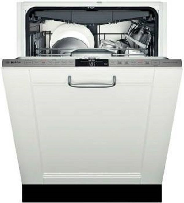 Bosch 800 DLX Series SHV68TL3UC 24 Inch Fully Integrated Dishwasher