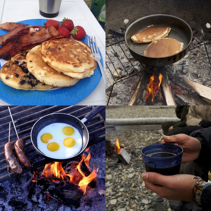 Kids Campfire Cooking And Recipes For Outdoor Cooking For: 62 Best Images About Camping & RVing Recipes On Pinterest