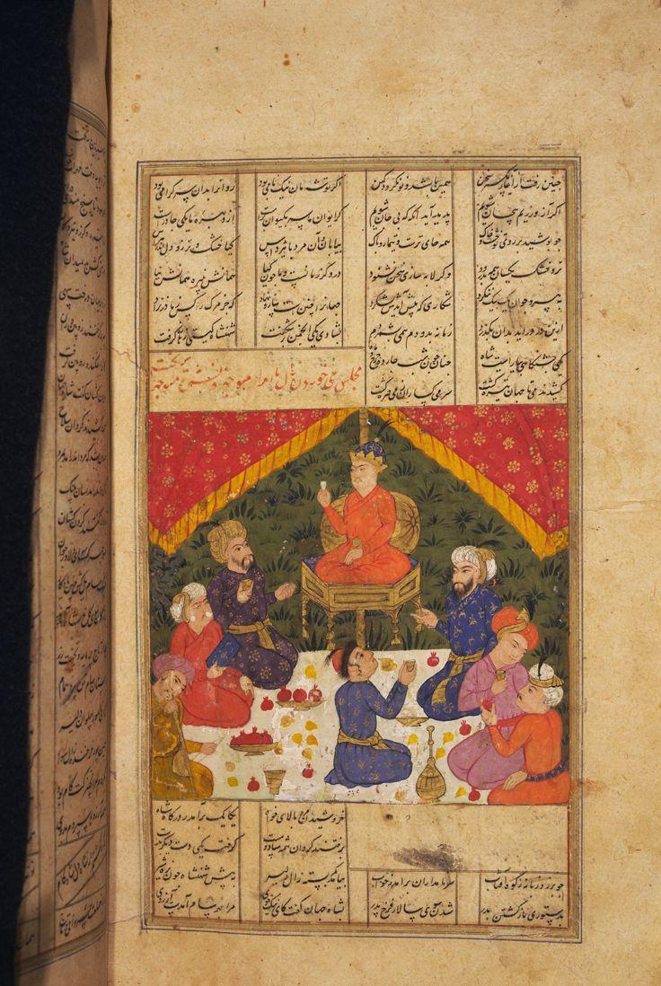 Zal before Manuchihr after Mubad questioning