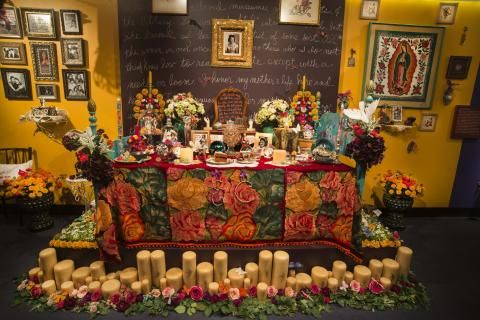 'Day of the Dead' a celebration of life
