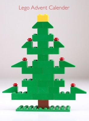 10 More Irresistible Advent Calendar Ideas at The Crafty Crow! This homemade Lego advent calendar is found at Willowday!
