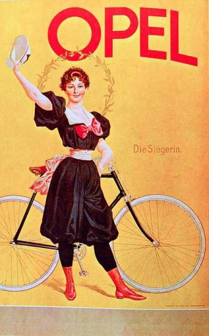Vintage Transportation Ads of the 1900s