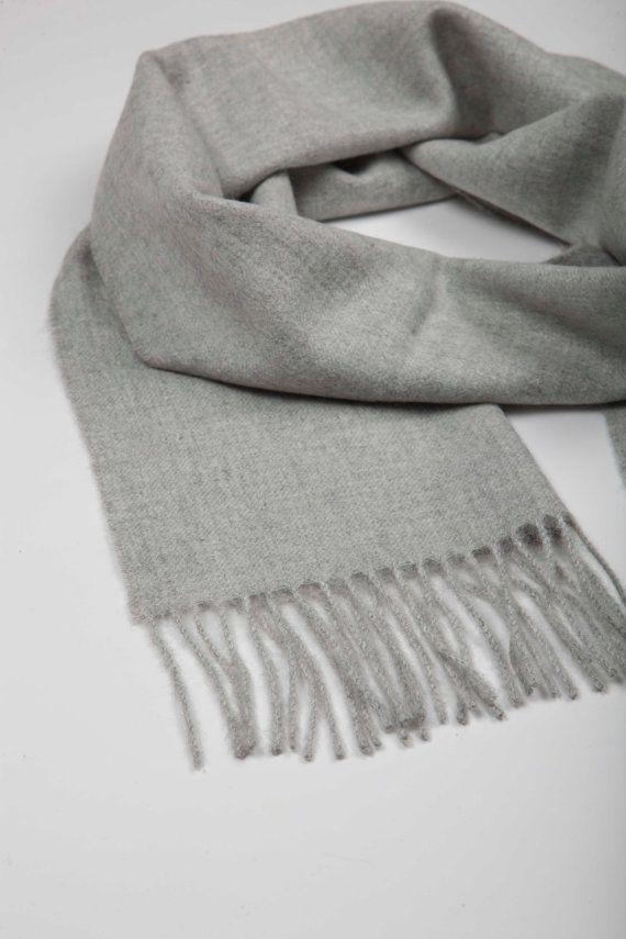 baby alpaca scarf - 570×855